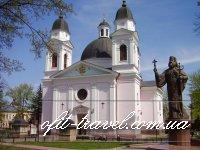 Die Ukraine: vom Osten bis nach Westen