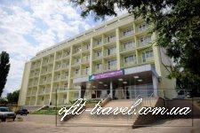 Hotel Sportivnaja