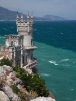 Sanatorien auf der Krim
