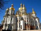 Kiewo-Petscherska Lawra (Höhlenkloster) + Museum von historischen Schätzen der Ukraine