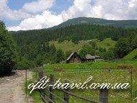 Les Carpates ukrainiens mysterieux
