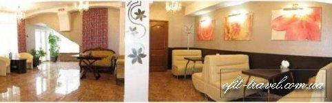 Hotel Fleur in Foros