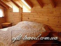 Holzwochenendhaus in Nikita