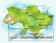 Круизы по Днепру и Черному морю