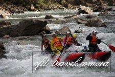 Spływy po Czeremoszu