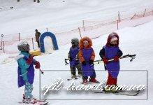 Зимние каникулы в Карпатах, пгт. Верховина