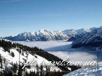 Рождество в Австрийских Альпах, Лунгау