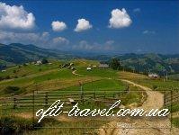 Летние каникулы в Карпатах, Верховина