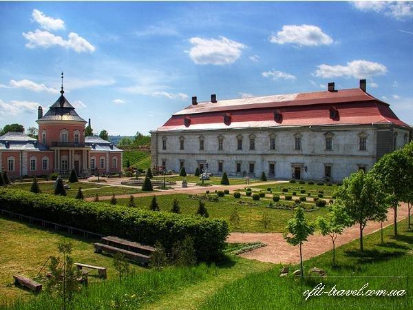 Замки Львівщини - Західна Україна