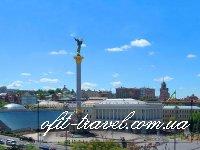 Киев — Сокиринцы — Тростянец — Качановка — Киев, дети