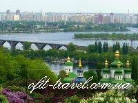 Киев — Чернигов — Качановка — Густыня — Киев, дети