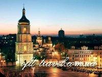 Киев — Козелец — Чернигов — Киев, дети