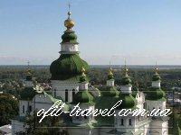Киев — Козелец — Чернигов — Киев