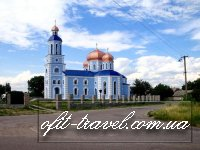 Киев — Моринцы — Кирилловка — Будище — Канев — Киев