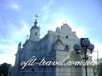 Киев — Большие Сорочинцы — Гоголево — Полтава — Диканька — Опишне — Киев