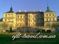 Замки «Золотой подковы»: Олесько-Подгорцы-Золочев