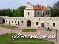 Замки и водопады Тернопольщины 2