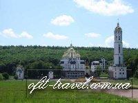 Тернополь — Зарваница — Подгора — Теребовля — Тернополь