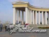 Одесса – Белгород-Днестровский – Шабо – Вилково