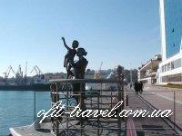 Ах, Одесса – жемчужина у моря
