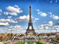 Париж + Диснейленд