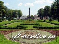 Киев  — Полтава — Большие Сорочинцы — Гоголево — Киев
