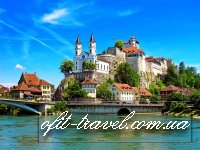 Групповые туры по Швейцарии