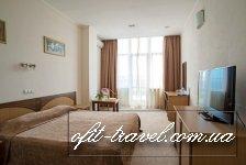 Отель «Чёрное море Привоз»