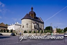 Kamianets-Podilskyi city travel