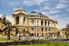 Weinrouten: Odessa