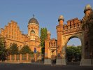 Tour panoramique de Tchernivtsi + Université