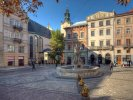 Lviv - the Lion City