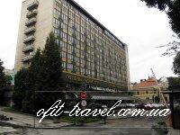 Отель «Днистер»