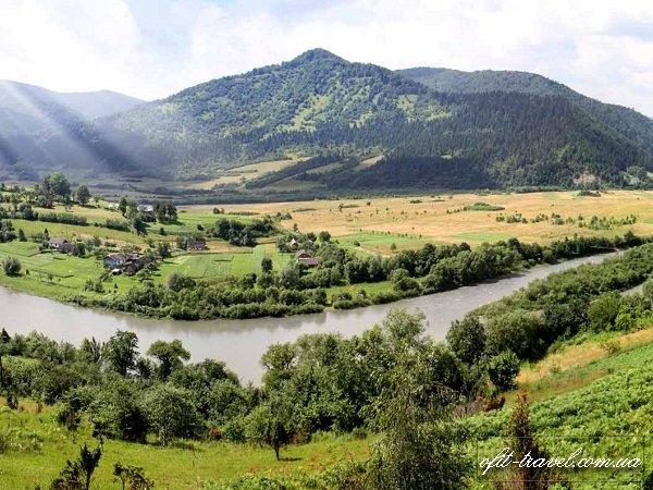 Українські Карпати - Західна Україна