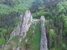 """Одноденна екскурсія: Карпати: Фортеця Тустань і заповідник """"Сколівські Бескиди"""""""