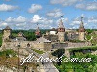 Екскурсійний тур: Кам'янець-Подільський круїз, 2 дні
