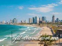 Летний отдых в Израиле