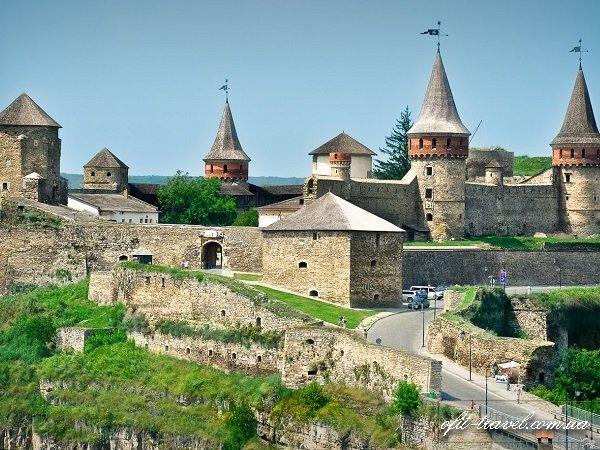 Поділля - Західна Україна