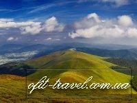 Экскурсионный тур: Карпаты на 1 день